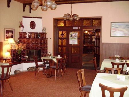 kleiner Essensaal