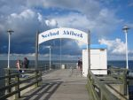 Seebrücke Kopf