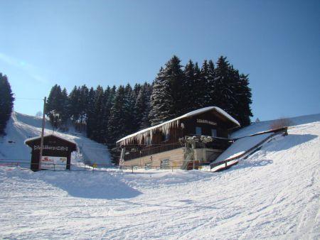 Skihütte