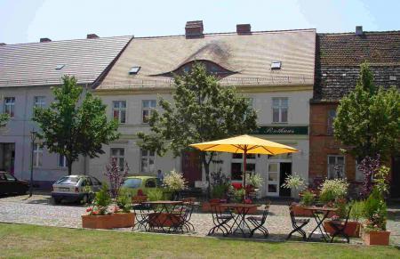 Café am Rathaus, Bäckerei Plentz