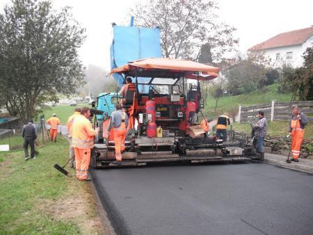 Teerarbeiten Hochfeldstraße