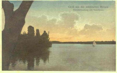 Teupitz am See 1930