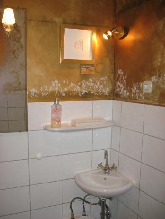 Toilettenbemalung 1