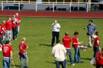 Training mit Al di Corce 2