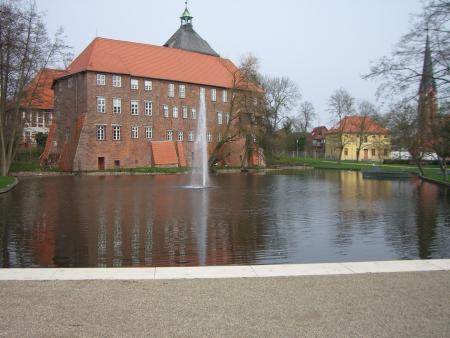 Wasserschloss an der Luhe