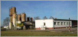Gewerbegebiet Wittenberger Chaussee