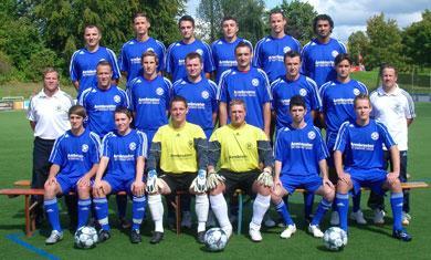 2. Mannschaft 2009-2010