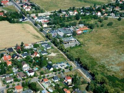 Spandauer Straße - Blickrichtung Rathaus
