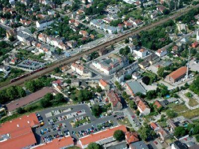 Rund um den Bahnhof Falkensee